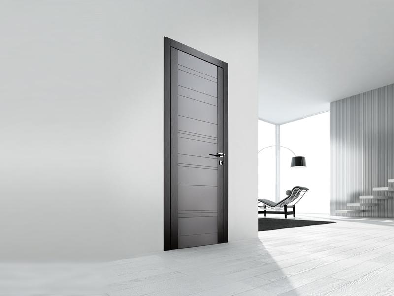 Дизайн межкомнатных дверей в современном стиле